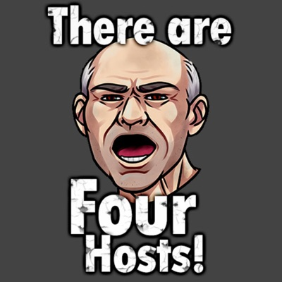 There Are Four Hosts! (A Star Trek Picard Podcast)