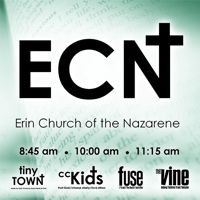 Erin Church of the Nazarene podcast