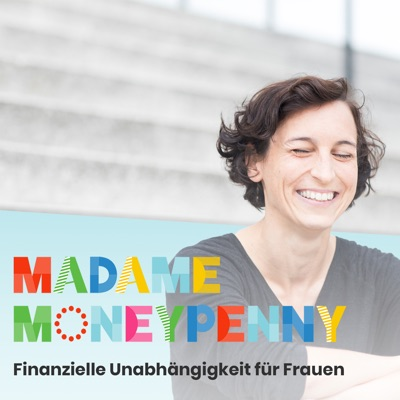Der Madame Moneypenny Podcast mit Natascha Wegelin:Natascha Wegelin