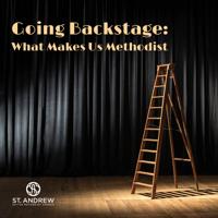 St. Andrew Going Backstage Podcast podcast