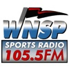 Sports Radio 105.5 WNSP artwork