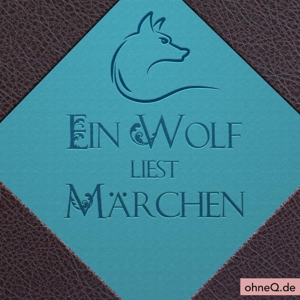 Ein Wolf liest Märchen