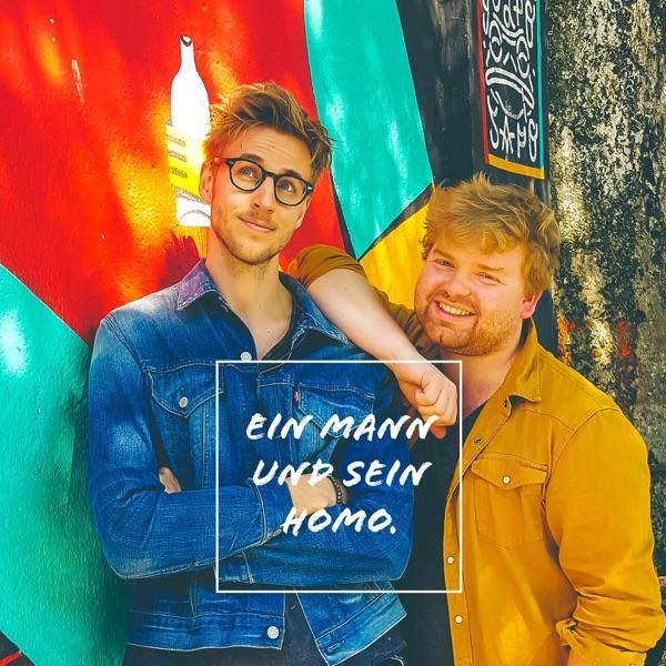 Ein Mann und sein Homo.