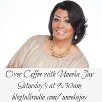 Over Coffee with Uneeka Jay podcast
