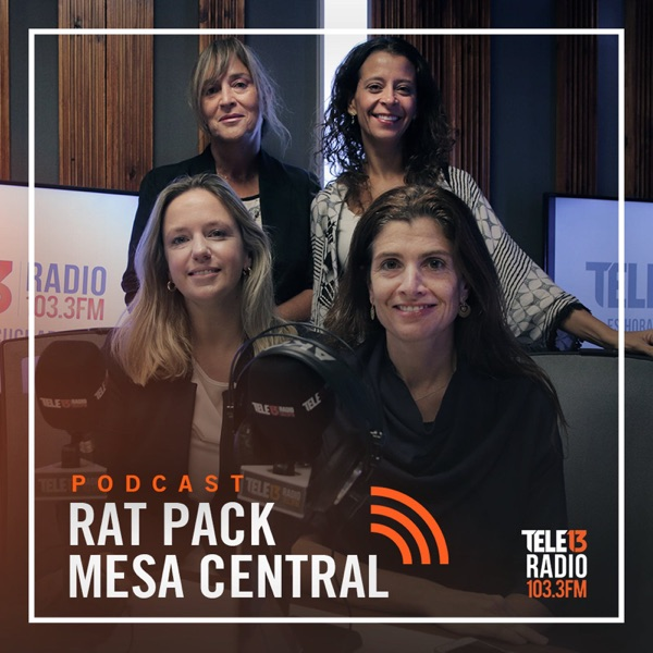 Podcast - Mesa Central - RatPack
