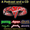 Podcast and a CD artwork