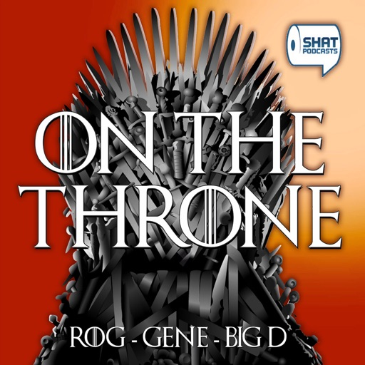 Cover image of Game of Thrones: On the Throne Podcast
