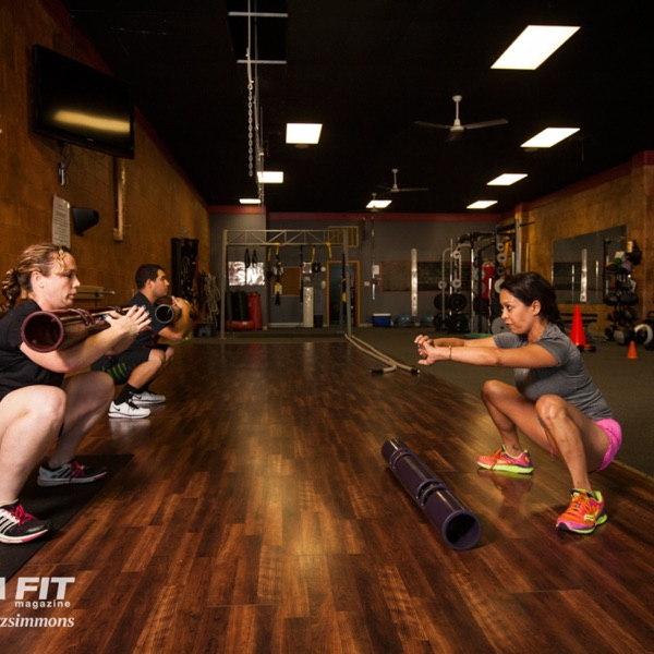 Spirit Fitness Training Audio Workout