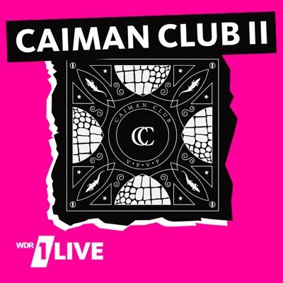 1LIVE Hörspielserie: CAIMAN CLUB:1LIVE