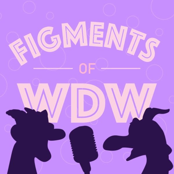 Figments of WDW