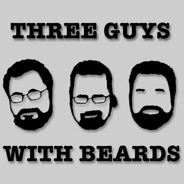 Three Guys with Beards
