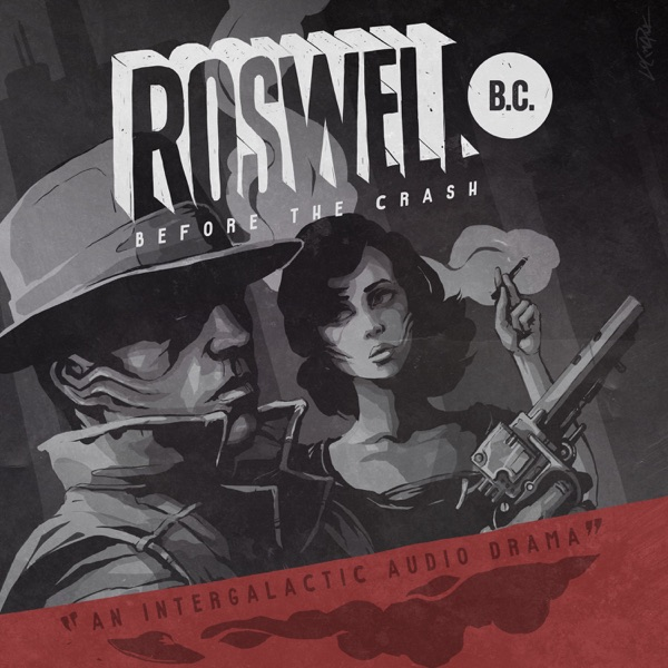 Roswell B.C. (Before the Crash)