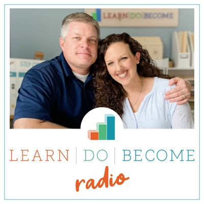LearnDoBecome Radio:Eric and April Perry