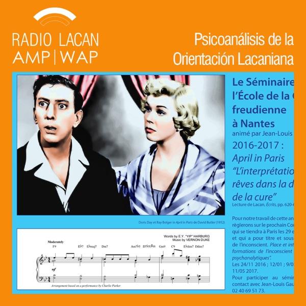 RadioLacan.com | Seminario de la ECF en Nantes: April in Paris, La interpretación de los sueños en la dirección de la cura