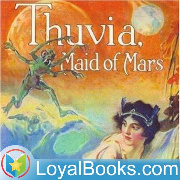 Thuvia, Maid of Mars by Edgar Rice Burroughs