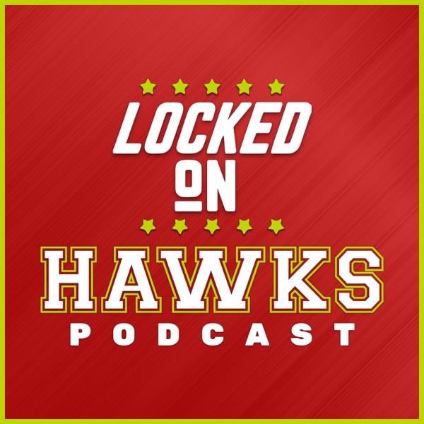 Locked On Hawks - Daily Podcast On The Atlanta Hawks logo