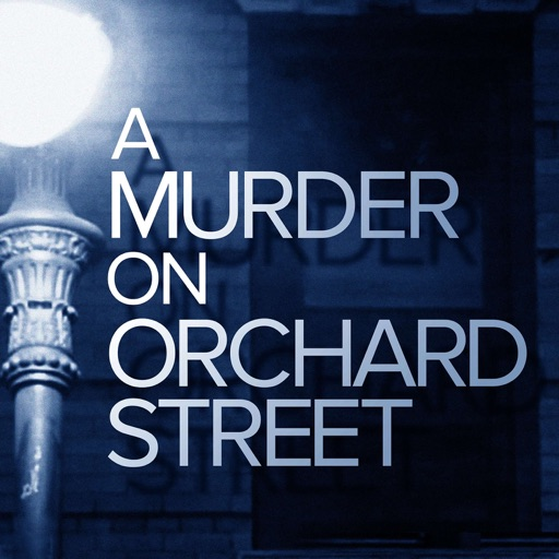 Cover image of A Murder On Orchard Street