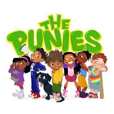 The Punies by Kobe Bryant:Granity Studios
