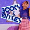 Books & Rhymes, the podcast  artwork