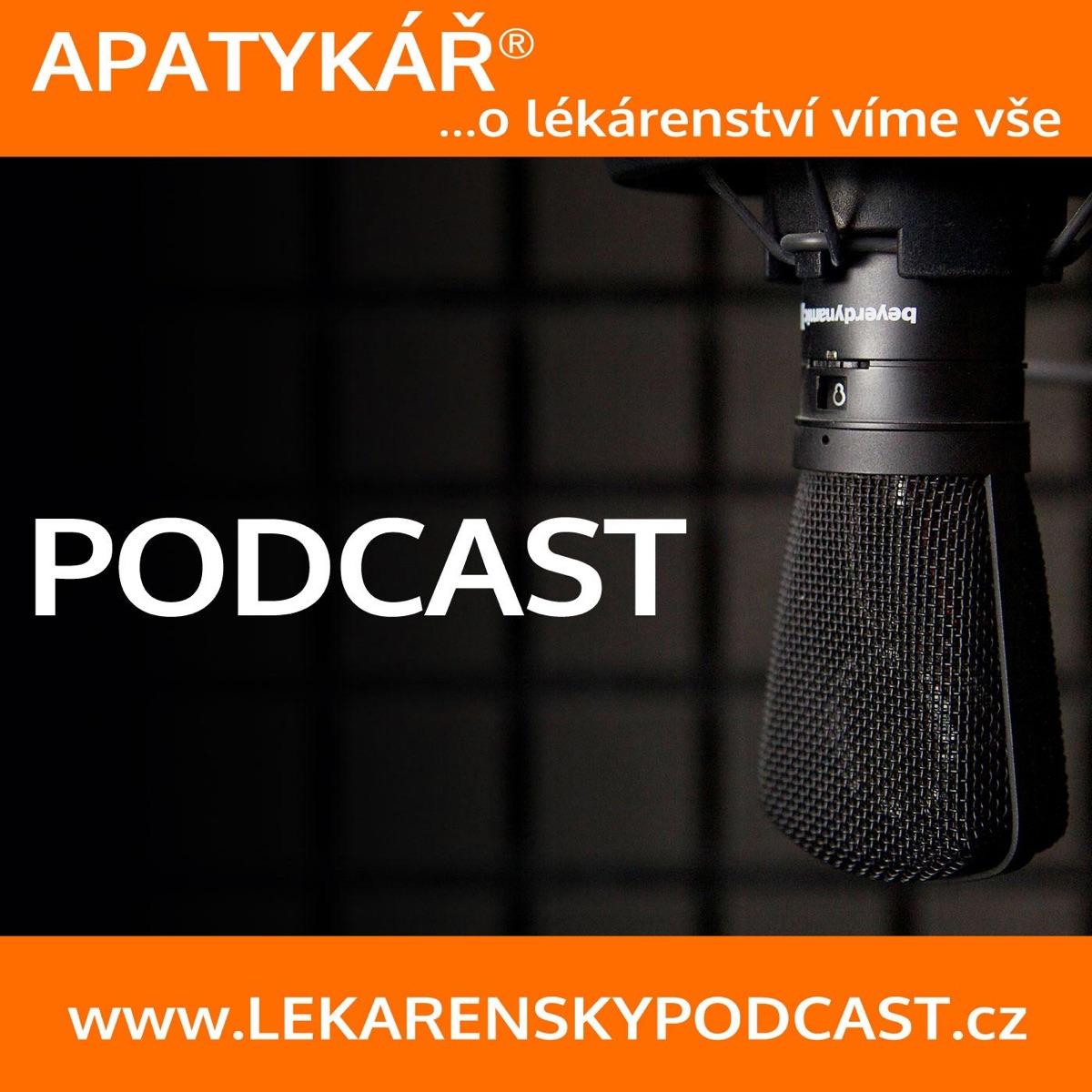 APATYKÁŘ® – Podcast