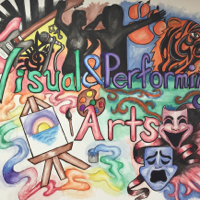 Visual and Performing Arts HS Podcast podcast