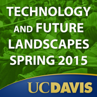 Technology and Future Landscapes, Spring 2015 podcast