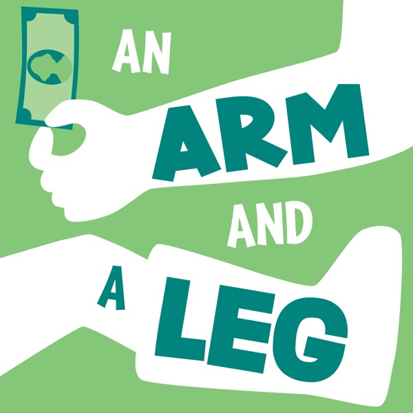 An Arm and a Leg podcast show image