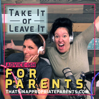 Take it or Leave it podcast
