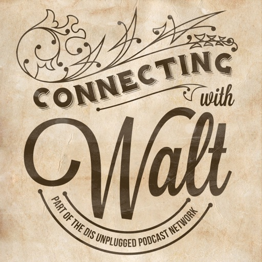 Cover image of Connecting with Walt - A look into the history of the man behind Mickey Mouse, Disneyland and Walt Disney World