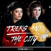 Treks and the City with Alice Wetterlund and Veronica Osorio artwork