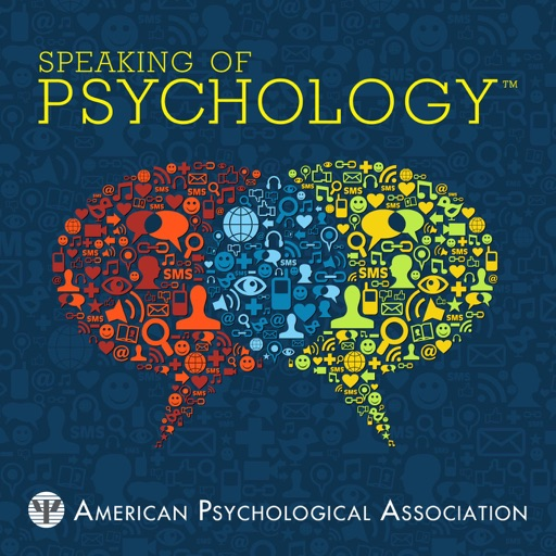 Cover image of Speaking of Psychology