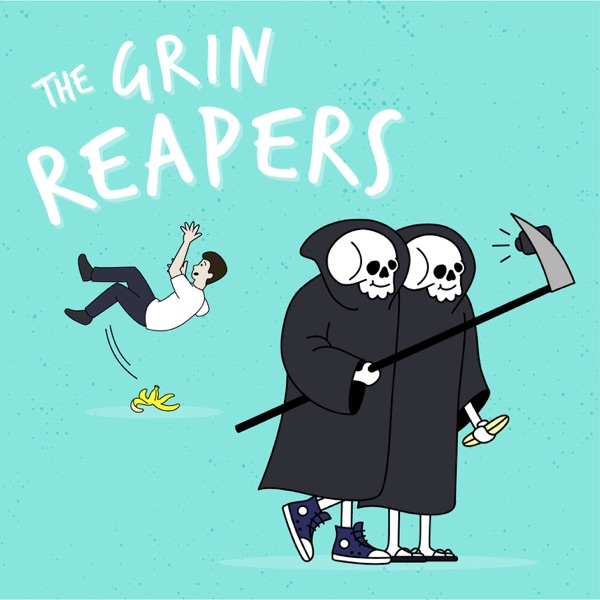 The Grin Reapers #58 Dr Ian Dunican