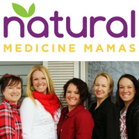 Natural Medicine Mamas-help families stay and be healthy using natural methods for the body, mind, and soul podcast