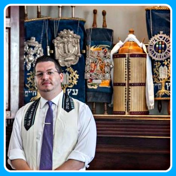 Chatting with Rabbi Mike
