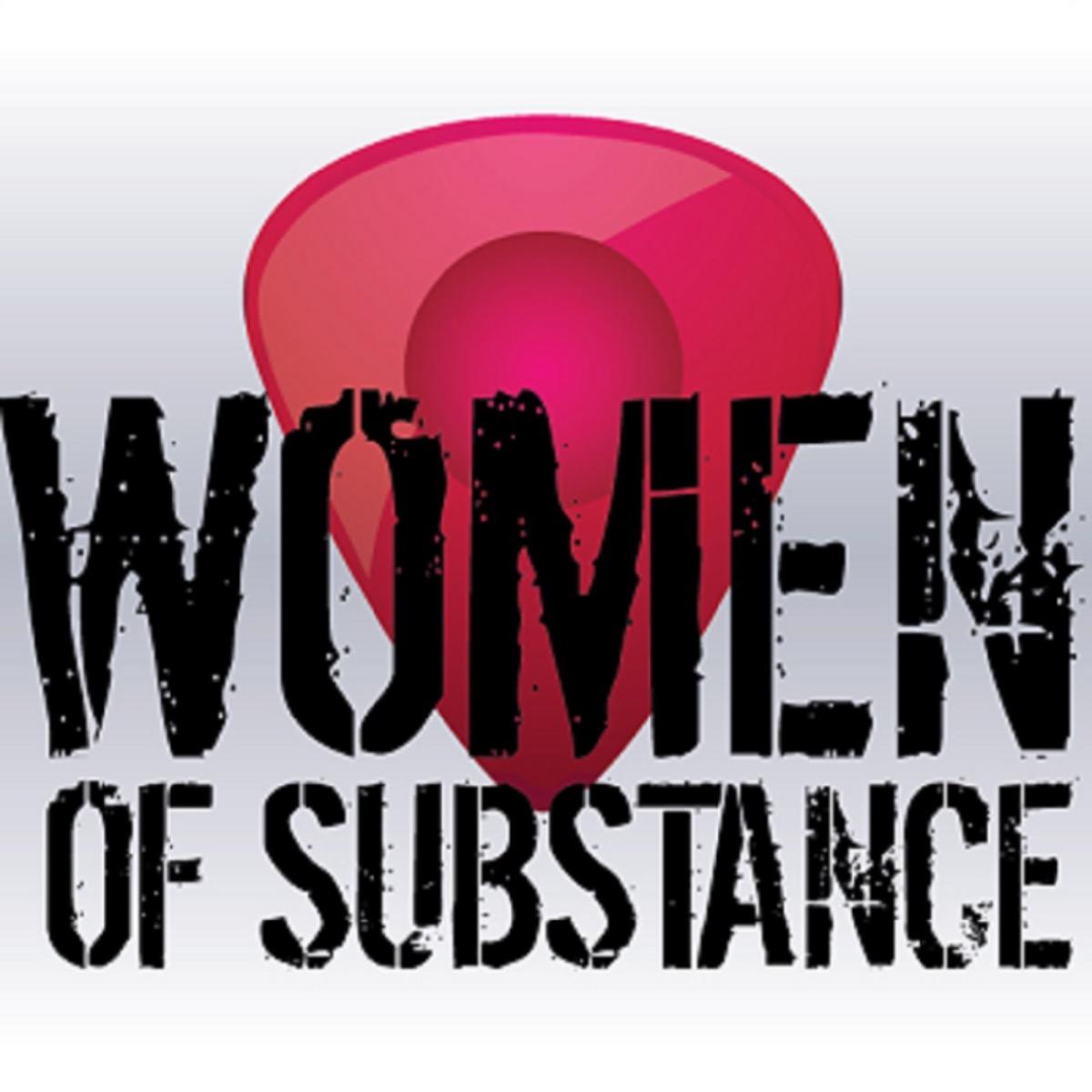 Ariella Ferrer women of substance music podcast   lyssna här   poddtoppen.se