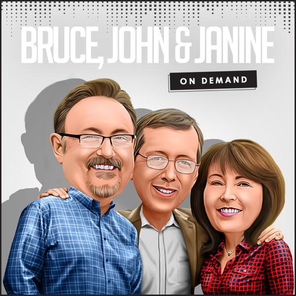 Bruce, John & Janine On Demand