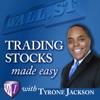Trading Stocks Made Easy with Tyrone Jackson artwork