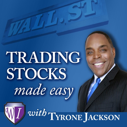 Cover image of Trading Stocks Made Easy with Tyrone Jackson: Investing in Stocks | Investing Money