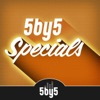 5by5 Specials artwork