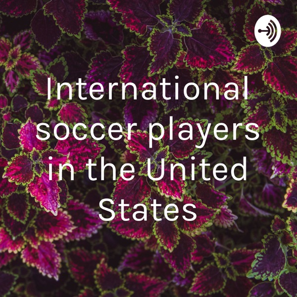 International soccer players in the United States