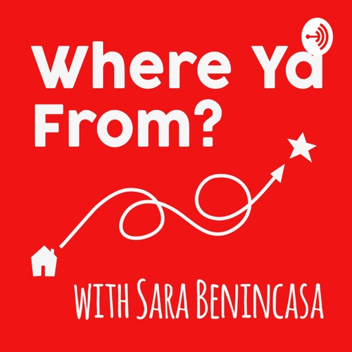 Cover image of Where Ya From?