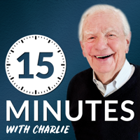 15 Minutes with Charlie podcast