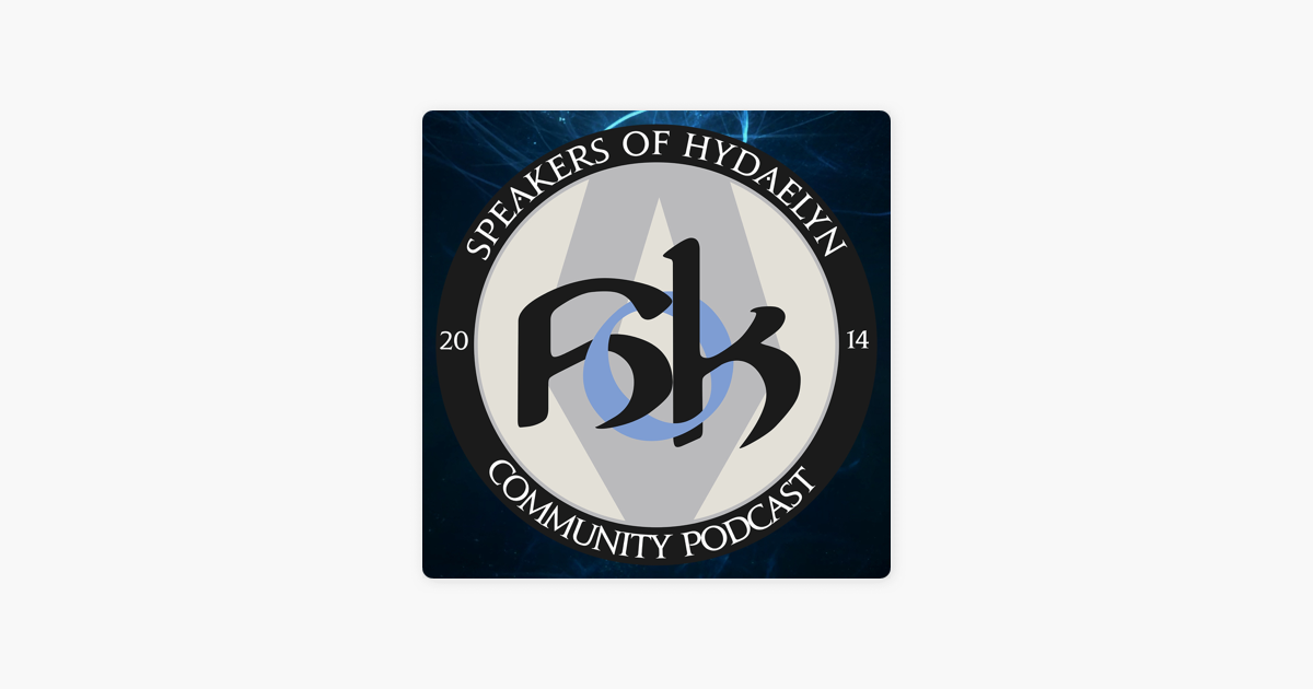 Speakers of Hydaelyn on Apple Podcasts