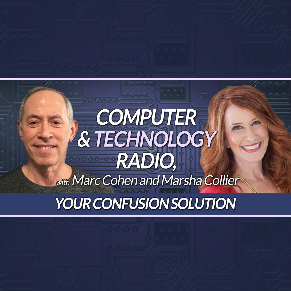 Marsha Collier & Marc Cohen Techradio by Computer and Technology Radio / wsRadio