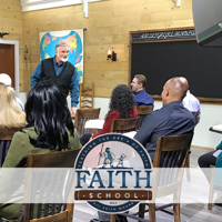 Believing In The Lord - Faith School Week 9 Audio podcast