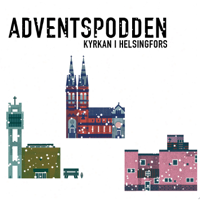 Adventspodden podcast