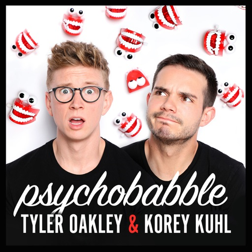 Cover image of Psychobabble with Tyler Oakley & Korey Kuhl