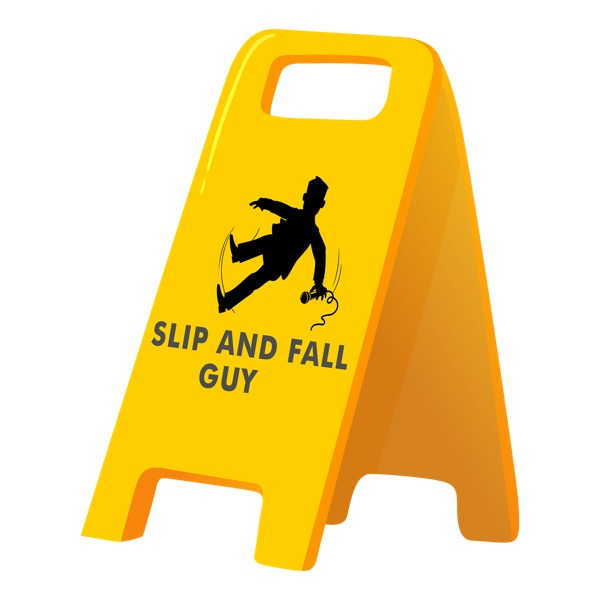 The Slip and Fall Guy Podcast