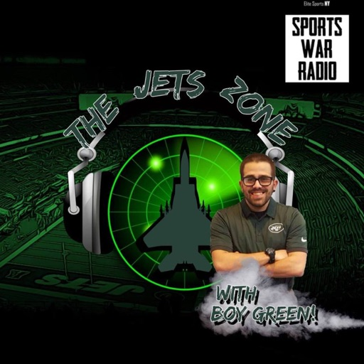 Cover image of The Jets Zone