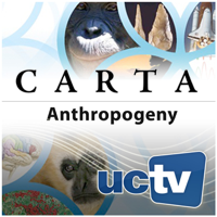 CARTA - Center for Academic Research and Training in Anthropogeny (Audio) podcast